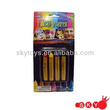 Novelty Items kid makeup crayons face paint set