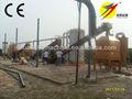 Pellet di legno linea di produzione/completare paglia laminatoio della pallina linea/impianto di produzione
