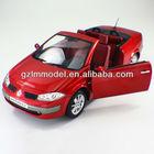 1:18 Scale die cast model car /Popular miniature car models diecast model car C1801