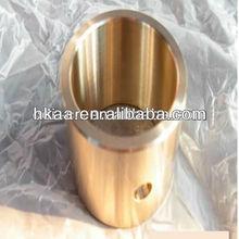 ISO OEM cnc machine part oilite bronze bushing,bronze bush with hole