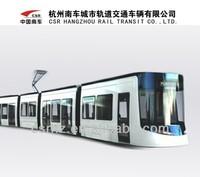 Low-Floor Tram Vehicle