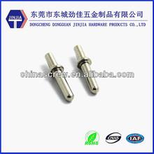 m2*12.95 customed copper brass pin rivet