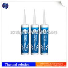 Thermal conductive RTV silicone rubber sealant/rtv-1 silicone sealant
