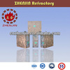 Energy saving and environmental protection silicon Wear-resistance high strength high alumina castable refractory