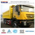 caliente la venta de iveco genlyon 340hp 18 cbm 6x4 capacidad de camiones volquete