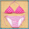 2014 sling bikini sale extreme spendex bikini swimwear