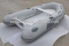 Rigid Hull Fiberglass Inflatable Boat