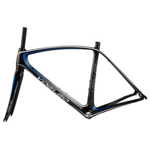 2 Years Quality Warranty Yoeleo Speed Revolution BSA Bicycle Frame Carbon For Road Bike