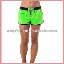 Women's beach short wear, beach short for ladies