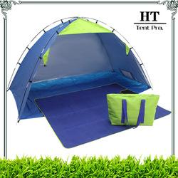 Blue Beach Tent Shelter