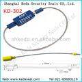 Bon prix de câble en plastique scellés de sécurité kd-302