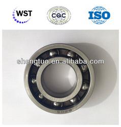 Plastic cage bearing/plastic ball bearing/6203 6204 6205 bearing
