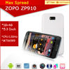 cheap phone made in china zp910 5.3'' mtk6589 dual sim