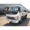 caminhão cabine dupla diesel 2t