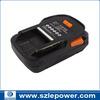 18v Li-ion power tool Battery for AEG L1815R, L1830R