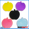PUM-X4(56) Best Choice For Gift and promotion silicone pad suction cup coaster of china ware colorful for your option magic mat