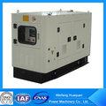 cobre puro alternador diesel insonorizado 100kVA generador