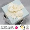 2015 Wholesale satin ribbon bow decoration packing gift boxes