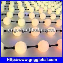 DMX LED String Light,Stage Curtain Light,Colorful LED Ball