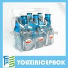 Gel Wine Cooler Bag For 6 Bottles