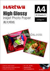 115g 135g 150g 180g 210g 230g 250g inkjet glossy photo paper