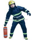 CE certified good quality cheap fire fighting uniform