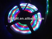 HOUDE BRAND CE&ROSH 5M 5050SMD 30leds/M Music Control Magic Digital Dream RGB Color Led Strip for amusement park Decorations