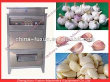 HIGH EFFICIENCY!!DRY peeled garlic processing machine/garlic peeling production line/garlic clove peeling machine