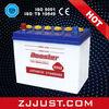 12V N50Z 60AH Dry charge batteries dry car batteries