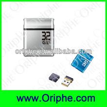 2013 wholesale mini USB 2.0, mini metal usb flash drive