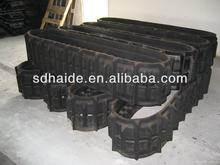 rubber track for Terex excavator,rubber tracks for trucks,Terex excavator rubber track