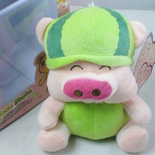 Watermelon McDull pig talking toys recordable