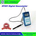 digital ht201 gauss metros gaussmeter magnético digital medidor de flujo de corriente continua 2000mt