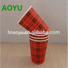 hot sale 8oz/12oz/16oz disposable coffee paper cup manufacturer, wholesale