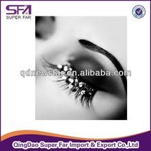 Nobel diamond eyelashes,hot false lashes for beauty