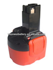 BOSCH 7.2 V Power Tools Battery Replacements 3600mAh NI-MH