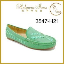 Comfortable Flat Shoes Women Mocassin Lofer Shoes Guangzhou