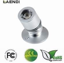 led mini spot light cabinet