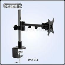 "Fixed for 10""-24"" screens,vesa 100*200mm ,desk clamp mount holder"