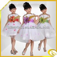 Girls Folk Dance Costume China Manufacturer