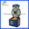 Hot wheels of fortune ticket vending machine