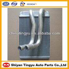 Good performance Toyota aluminum radiator heater