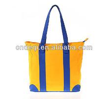 2014 European & American Market latest fashion tote&shoulder beach bags nylon designer bags women