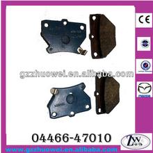 Performance TOYOTA Corolla Brake Pad Sets /Disc Brake Pad Kit 04466-47010