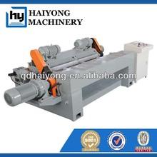 wood rotary peeling machine