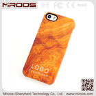 Miroos cell phone accessory water transfer printing custom hard shell case for iphone 6