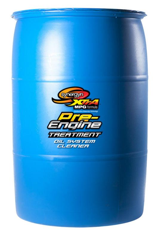 55g Synergyn Xtra Mpg Pre Engine Oil Change Plastic Drum