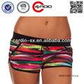 Olho- captura de multi- colorido sexy girls boardshorts mulher mirage boardshort 4 trecho maneira hot girls calções