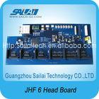 JHF outdoor printer PCI 6 heads carriage main board(KM512 Carriage Main Board, Version 2.0)