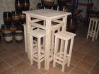 Bar Chair Wood